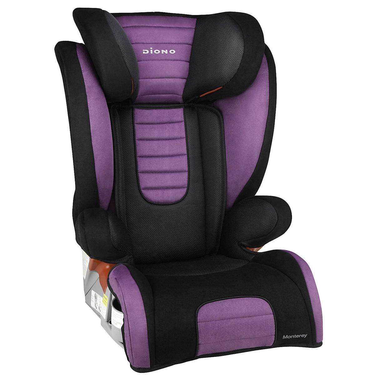 Scaun auto 15-36 kg cu prindere Isofix Monterey 2 Purple